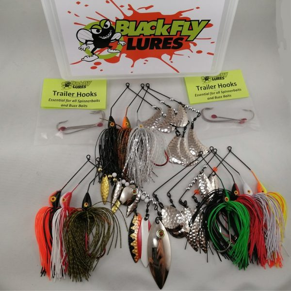 Package with top selling pike lures